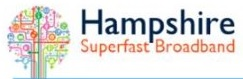 hampshire superfast broadband